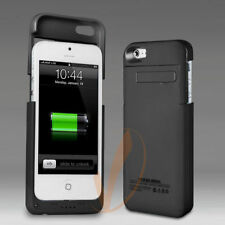 New 2200mAh Rechargeable Backup Charger Case Cover Power Bank For iPhone5 5S
