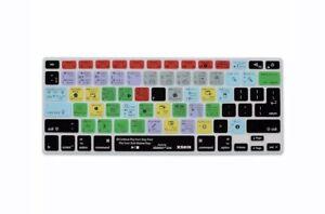 """XSKN SMART SKIN FITS MAC-Air 13"""",Retina 13""""/15"""",Pro13""""/15""""/17"""""""