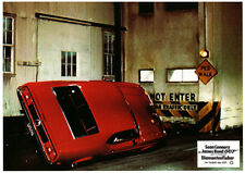 Diamonds are Forever original 8x12 Germany lobby card ford Mustang Mach 1 leans
