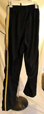 Retro/Vintage Spalding Athletic Warmup/Exercise Mens Pants - Size Small