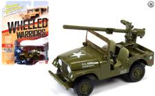 Johnny Lightning Korean War Willys M38A1C Jeep JLCP7272 1/64 Limited 2,004 PCS