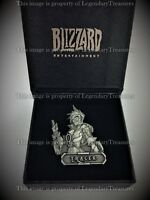 Blizzcon 2016 Esports Event South Korea Overwatch Tracer Pin Blizzard 2018 🔥🔥
