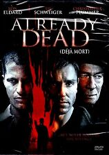 NEW DVD // ALREADY DEAD // Christopher Plummer, Ron Eldard, Til Schweiger, Patri