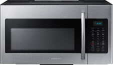 "Samsung ME17H703SHS 30"" Stainless Over-The-Range Microwave Hood Cook NIB NEW #2"