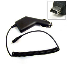 Mini USB Car Charger Cable fits TomTom ONE 3rd XL 30 GO 530 720 730 920 930