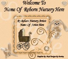 ~~SWEET SUNSHINE REBORN BABY AUCTION TEMPLATE WITH FREE LOGO~~  DOUA