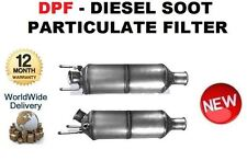 FOR CITROEN C CROSSER 2.2 ENTERPRISE 2007--> DPF DIESEL SOOT PARTICULATE FILTER