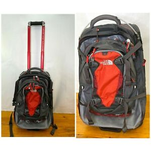The North Face DOUBLETRACK Rolling & Smaller Removable Backpacks/Luggage Bags