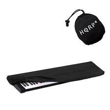 HQRP Funda antipolvo, cubierta para Yamaha teclado de 61-76-teclas sintetizador
