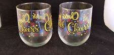 Cheers  Cocktail glasses   set of 2