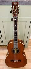 Washburn R 306 Parlor Acoustic Classical  Guitar 1892 Reissue Cedar Top Beauty