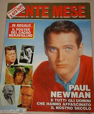 GENTE MESE=1988/2=PAUL NEWMAN E TUTTI GLI UOMINI CHE HANNO AFFASCINATO SECOLO=