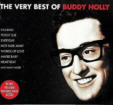 Buddy Holly: Very Best Of  .. 2 Cd's 43 Hits .. Peggy Sue .. Oldies