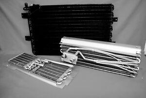 66 67 68 69 Dodge Charger Coronet GTX AC Condenser Heater core Evaporator AC3070