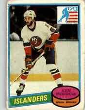 1980-81 O-Pee-Chee Ken Morrow Rookie #9