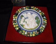ADORATION~MADONNA~ ANDREA DELLA ROBBIA~1ST ISSUE IN ANNUAL SERIES~SIGNED ROGER