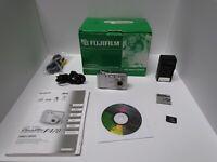 Fujifilm Finepix F470 6-MP Point & Shoot Digital Camera (FACTORY REFURBISHED)