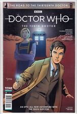 DOCTOR WHO THE TENTH DOCTOR 1 SDCC David Tennant SDCC Road to Thirteenth VARIANT
