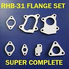 RHB31 VZ21TURBO Flanges Seven piece Complete set BIKE QUAD