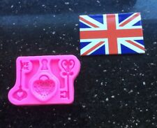 Lock And Key Mould For Cake Decorating