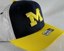 c91e4c8b798 LZ Adidas Youth One Size Univ. of Michigan Wolverines Baseball Hat Cap NEW  C25