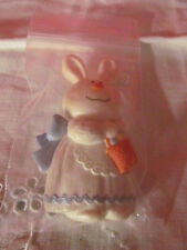 Vintage 1975 Momma Bunny Rabbit Pin Hallmark Easter Pin
