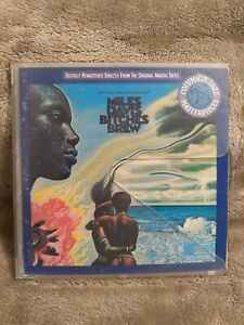 MILES DAVIS BITCHES BREW CD 2 DISC SET ***MISSING BACK COVER***