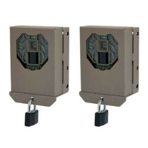 Stealth Cam Security / Bear Box for G PRO Series (2-Pack)