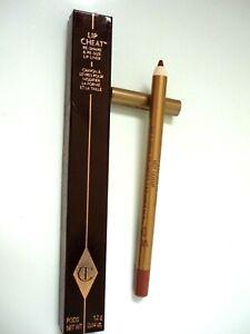 Charlotte Tilbury Lip Cheat Lip Liner Pencil HOT GOSSIP Tawny Rose Pink Nude