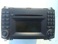 RADIO CD MERCEDES W169 A-Class A1698705494