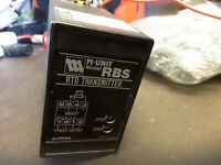 M-SYSTEM RBS-31-B M-UNIT RTD TRANSMITTER USED NICE RARE SALE $149