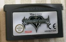 KINGDOM HEARTS CHAIN OF MEMORIES GAME BOY ADVANCE PAL EUR