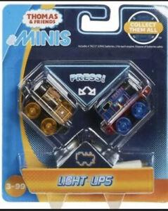 Thomas & Friends Mini Light-Ups Stephen & Thomas 2-figure Set