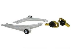 Whiteline KTA253 Lower Control Arm Complete fits Skoda Yeti 1.2 TSI (5L) 77kw...