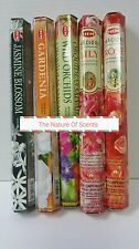 Hem Incense Stick 100 Sticks Incense Wicca Mixed Flowers #2 Scents Free Shipping