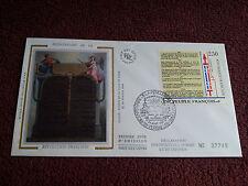 Enveloppe Premier Jour Soie 1989 Bicentenaire de la Révolution First Day Cover 1