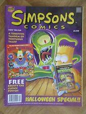 SIMPSONS COMICS #20 (UK) VERY FINE (A44)