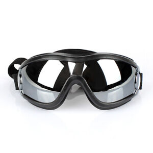 2 kinds Dog Goggles - Large Breed Dogs Sunglasses Snow-Proof Waterproof Doggles