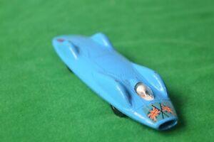 CORGI TOYS 153 PROTEUS CAMPBELL BLUEBIRD RACING RECORD CAR VINTAGE MODEL
