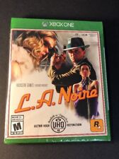 L.A. Noire [ Ultra HD 4K ] (XBOX ONE) NEW