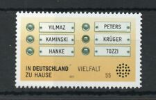 GERMANY 2012 AT HOME IN GERMANY  SG,3790 U/MINT LOT 8363B