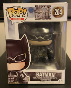 Batman (DC Justice League) Pop! Vinyl Figure DC Justice League FUNKO BRAND NEW