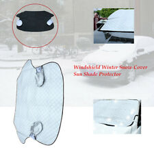 Car Winter Snow Ice Windshield Cover Sun Shade Protector Rain Dust Frost Durable