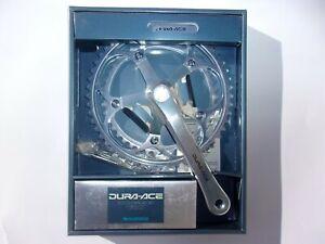 Shimano Dura-Ace FC-7400 Crankset / Front Chainwheel with Bottom Bracket Set