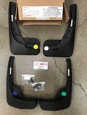 2012-2014 Scion IQ Mudguards PT769-74110 Genuine OEM Scion Mudflaps