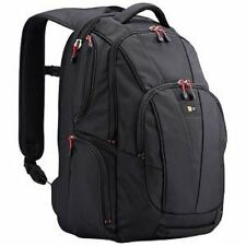 Case Logic 15.6 - Inch Backpack for Laptop and Tablet, Black (BEBP-215BLACK)