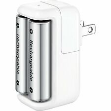 Apple Battery AC Charger For AA Rechargeable Batteries - MC500LL/A - VG In Box