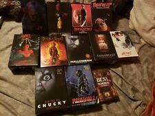 NECA Ultimate Deluxe Action Figure Horror Lot-12 Friday 13th Nightmare Halloween