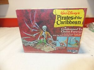 MPC Pirates Of The Caribbean Condemned To Chains Forever 1-5003 1970 Version