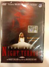 Tobe Hooper - Night Terrors (Dvd - Stormovie) Nuovo